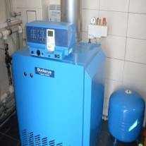 Монтаж атмосферного котла Buderus 73 кВт цена с обвязкой и расходным материалом 30000 руб.