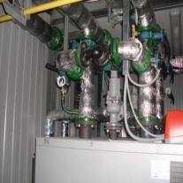 Монтаж и пуско-наладка двух газовых котлов Viessmann по 170 кВт цена 170000 руб.