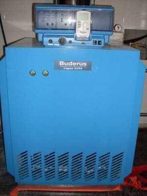 Монтаж газового котла Buderus 73 кВт цена работы с обвязкой + расходный материал 35000 руб.