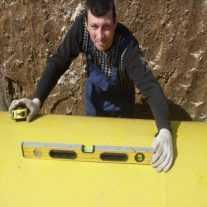 Выставление под уровень Чешского газгольдера в/г 4850 м3 Deltagaz Нарофоминский р-н