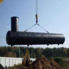 Этапы реализации проекта автономной газификации