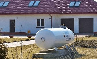 Установки содержания газа переменного и постоянного объема